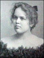 Adelaide Crapsey, American poet and creator of the modern cinquain