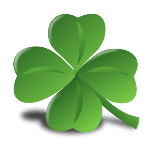 How to make a shamrock lucky charm poem for st patricks day make a shamrock lucky charm poem for saint patricks day voltagebd Images