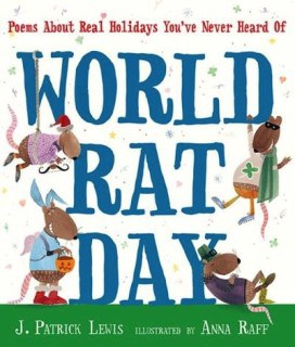 World Rat Day by J. Patrick Lewis