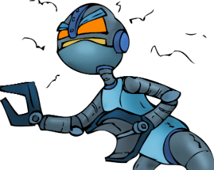 My robot does my homework kenn nesbitt