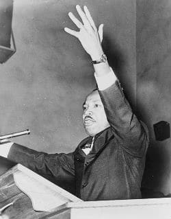 Poetry Activities for Martin Luther King Day