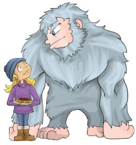 betty-met-a-yeti